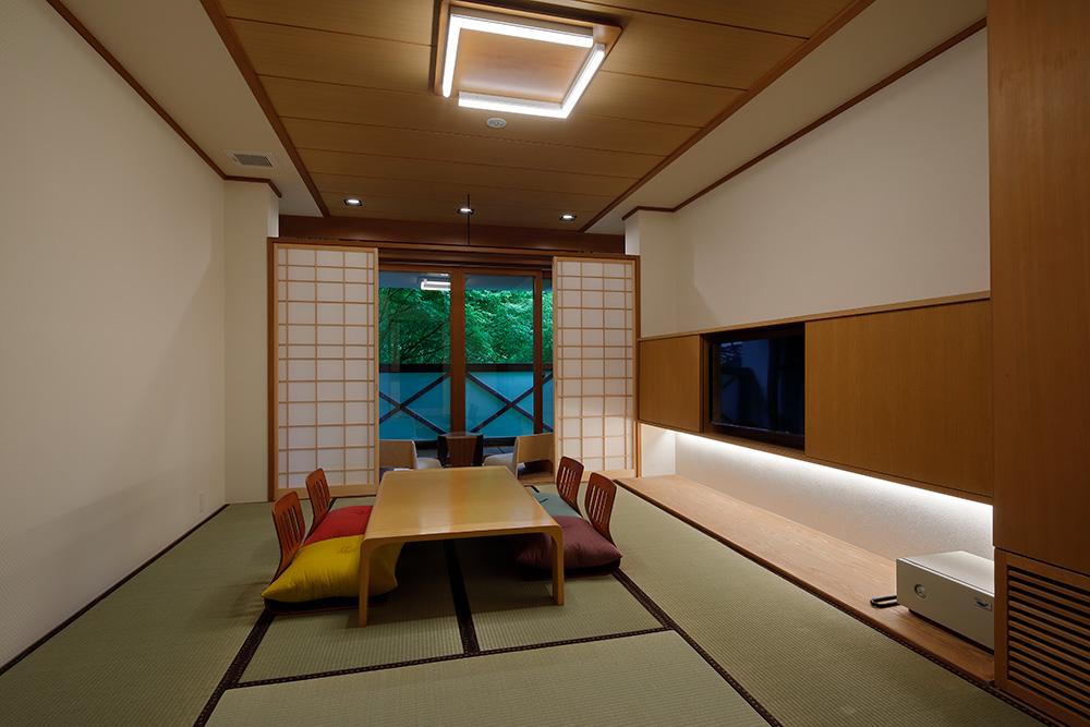 ブリヂストン軽井沢第一山荘
